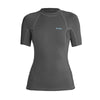 Xcel Women's Premium Stretch 6oz. Color Block S/S Rashguard SP20