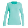 Xcel Women's Heathered Ventx L/S Rashguard SP20