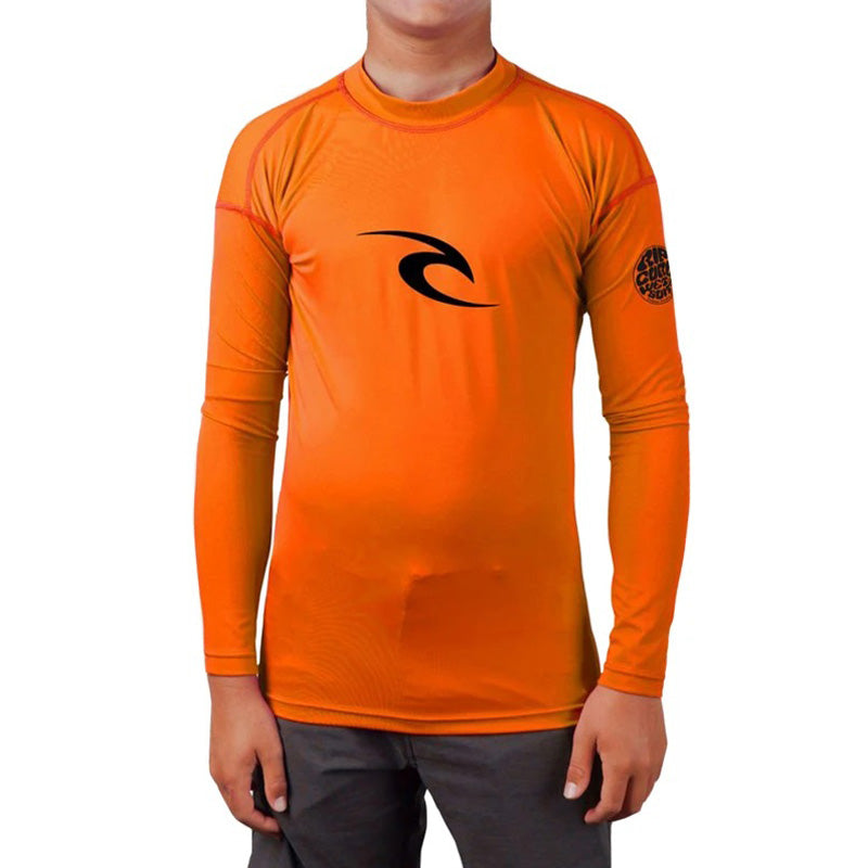Rip Curl Boy's Corpo Rash Guard SP20