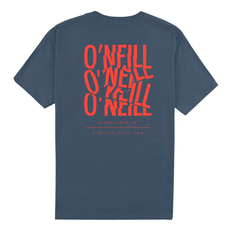 O'Neill Boy's Worked S/S Tee FA19