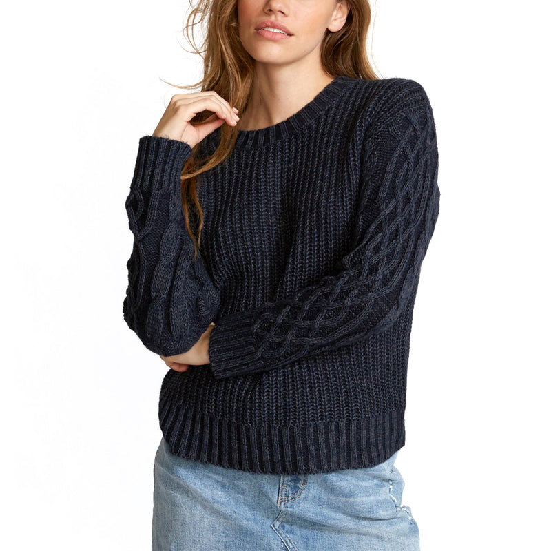 Womens Ember Oversized Knit Sweater