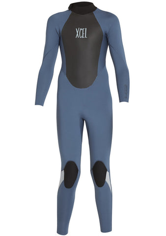 Xcel Youth Axis Back Zip 3/2 Wetsuit