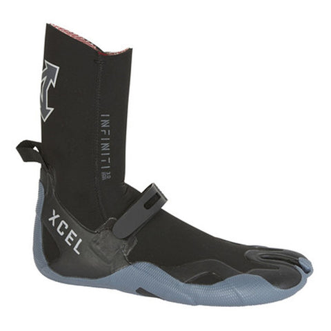 Xcel 3mm Infiniti Split Toe Booties FA19