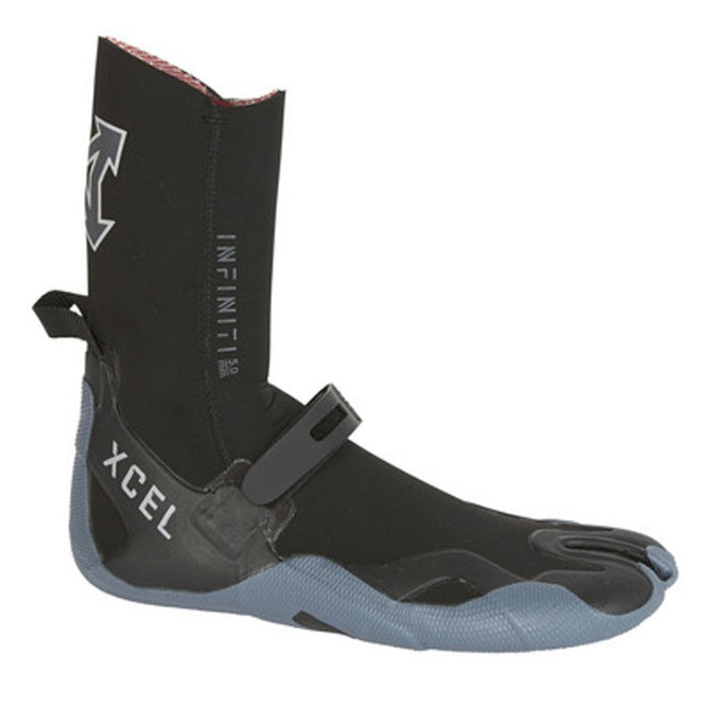 Xcel 5mm Infiniti Split Toe Booties