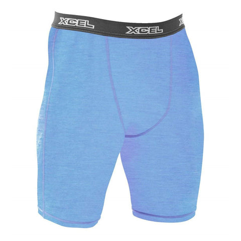 Xcel Men's Heathered Ventx Undershorts FA19
