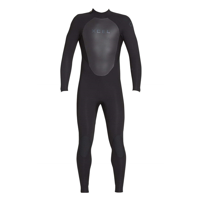 Xcel Men's Axis 4/3 Back Zip Fullsuit Wetsuit