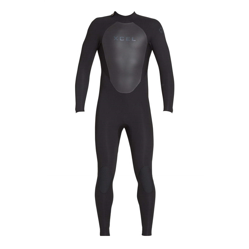 Xcel Men's Axis Back Zip 5/4 Fullsuit Wetsuit FA18