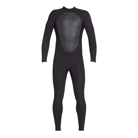Xcel Men's Axis Back Zip 5/4 Fullsuit Wetsuit FA19