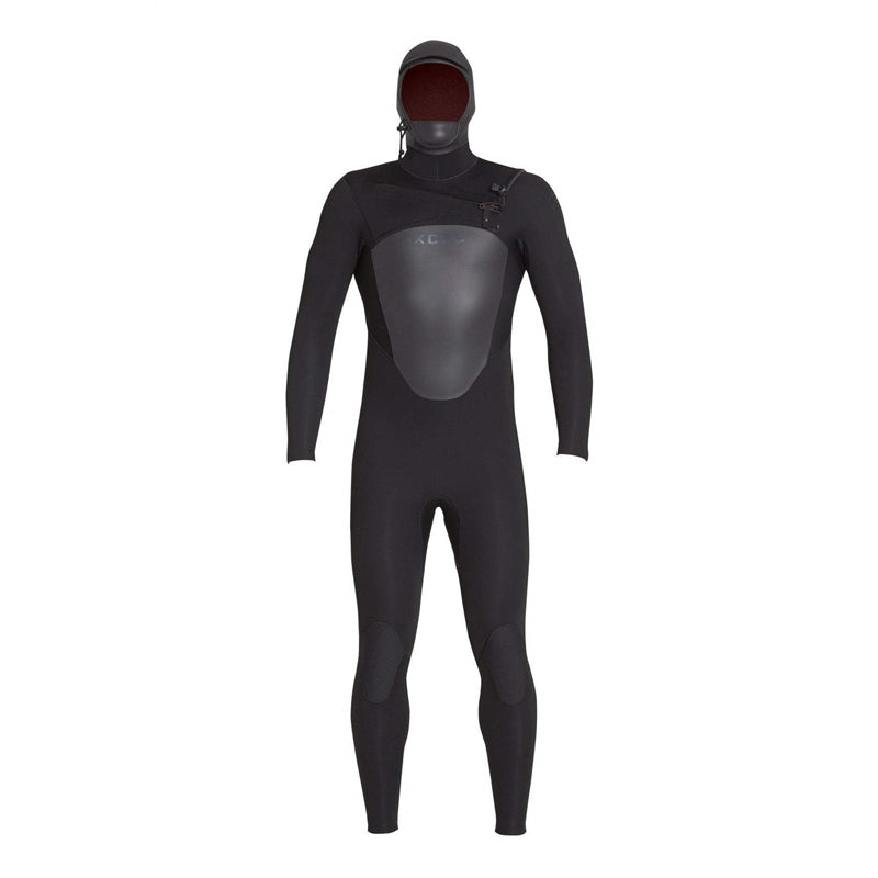 Xcel Men's Axis Hooded 5/4mm Fullsuit Wetsuit FA19