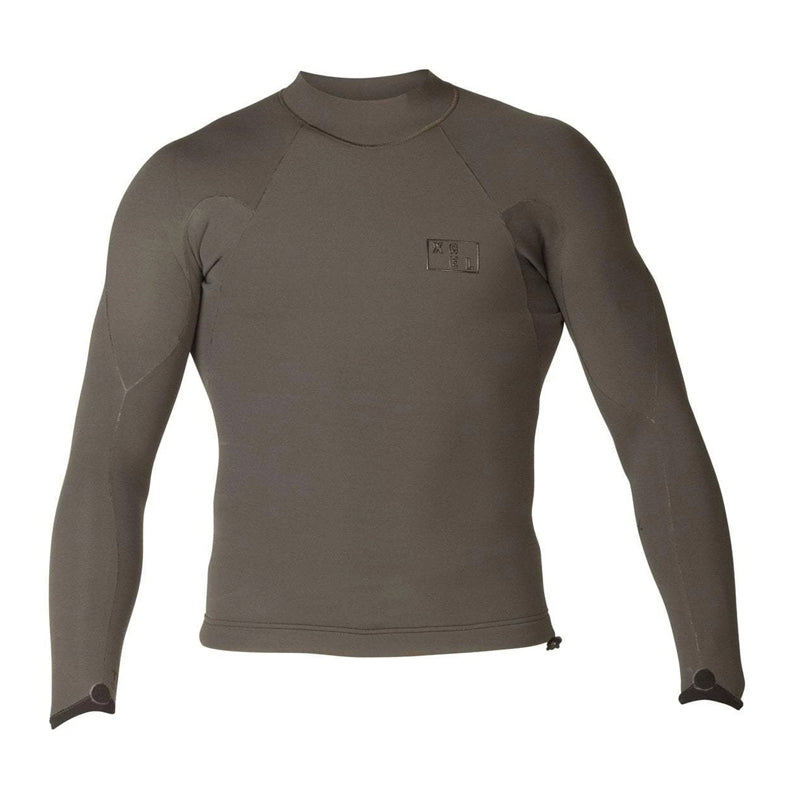 Xcel Men's Drylock 2mm L/S Neoprene Top FA19