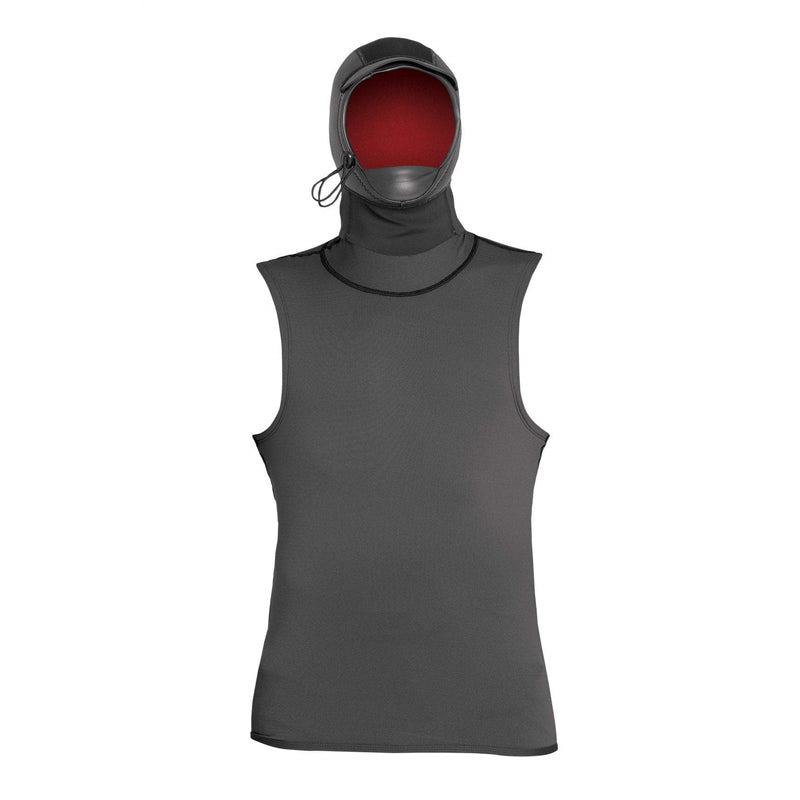 Xcel Men's Insulate-X Vest W/2mm Hood W/ Bill & Neck Dam FA19