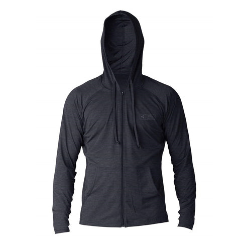 Xcel Men's Pacific Heathered Ventx Hoodie FA19