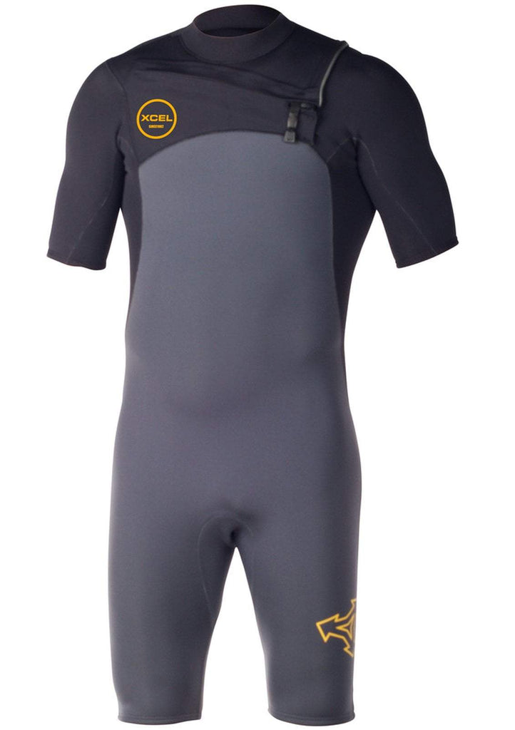 Infiniti Comp S/S Springsuit 2mm SP17