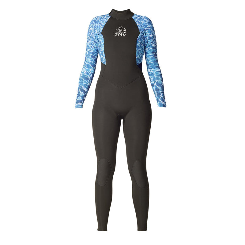 Xcel Women's Water Inspired Axis 3/2mm Fullsuit Wetsuit FA19