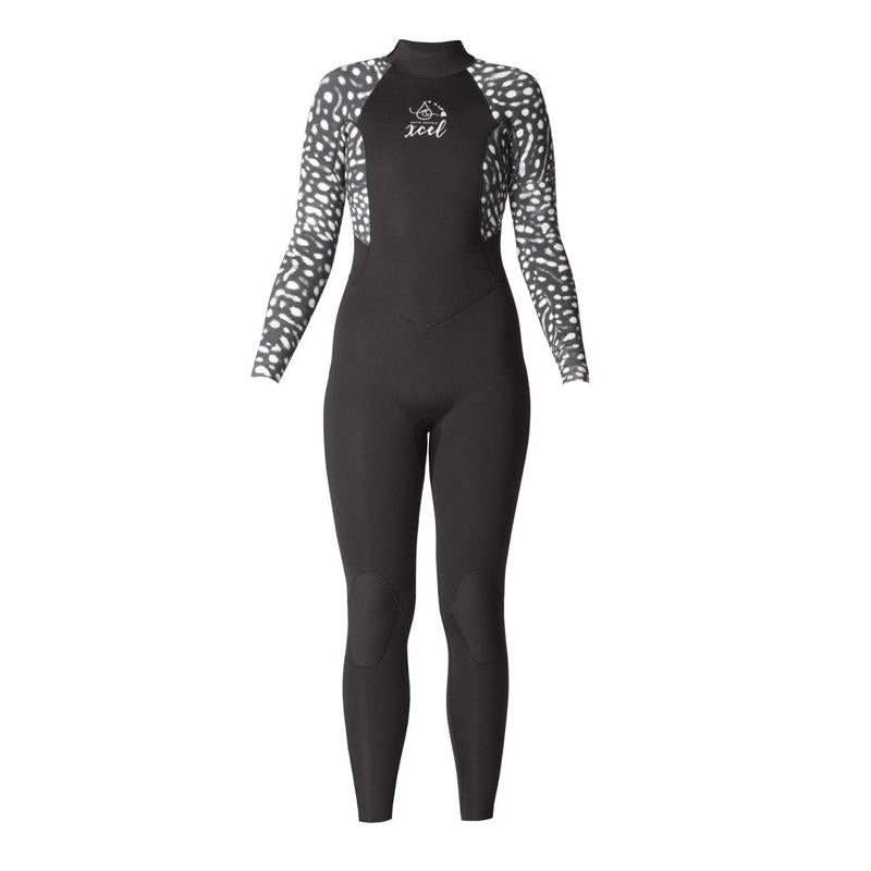 Xcel Women's Water Inspired Axis 4/3mm Fullsuit Wetsuit FA19