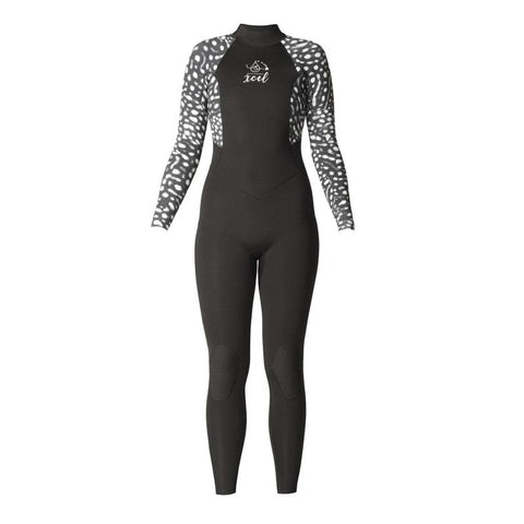 Xcel Women's Water Inspired Axis 4/3 Fullsuit Wetsuit FA19