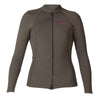 Xcel Women's Axis 2/1mm L/S Front Zip Neoprene Top FA19