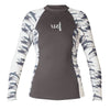 Xcel Girl's Water Inspired 6 oz. UV L/S Rashguard SP20