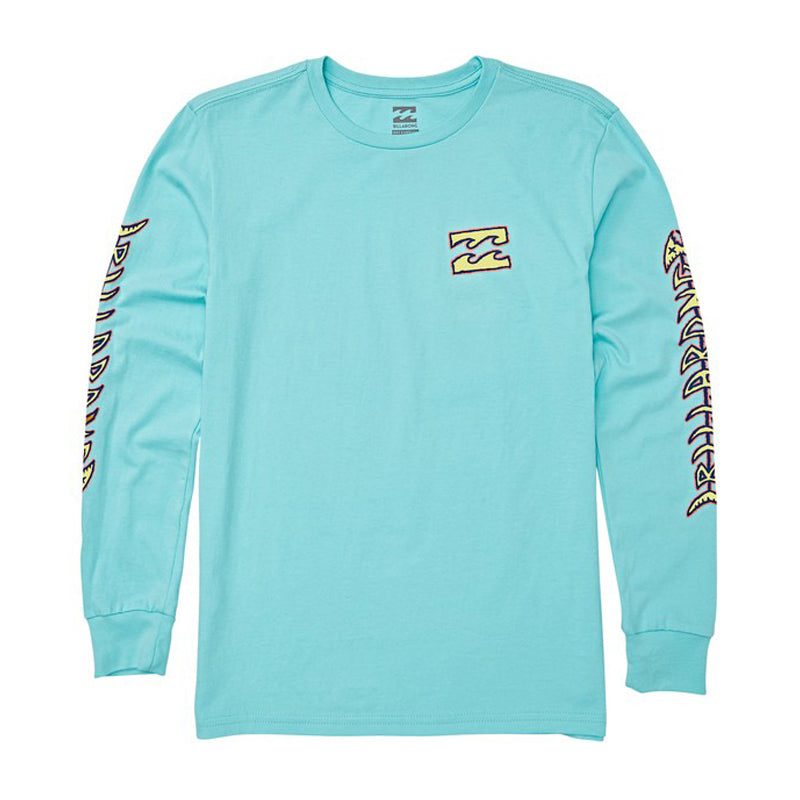 Boys (2-7) Fishbone L/S Tee