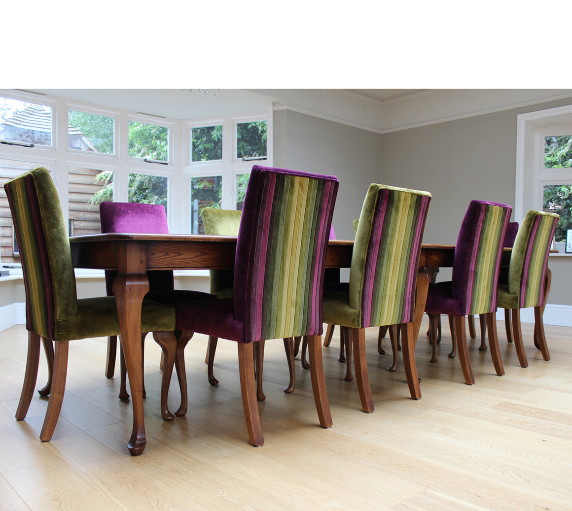 Sussex Dining Chair with Cabriole Legs