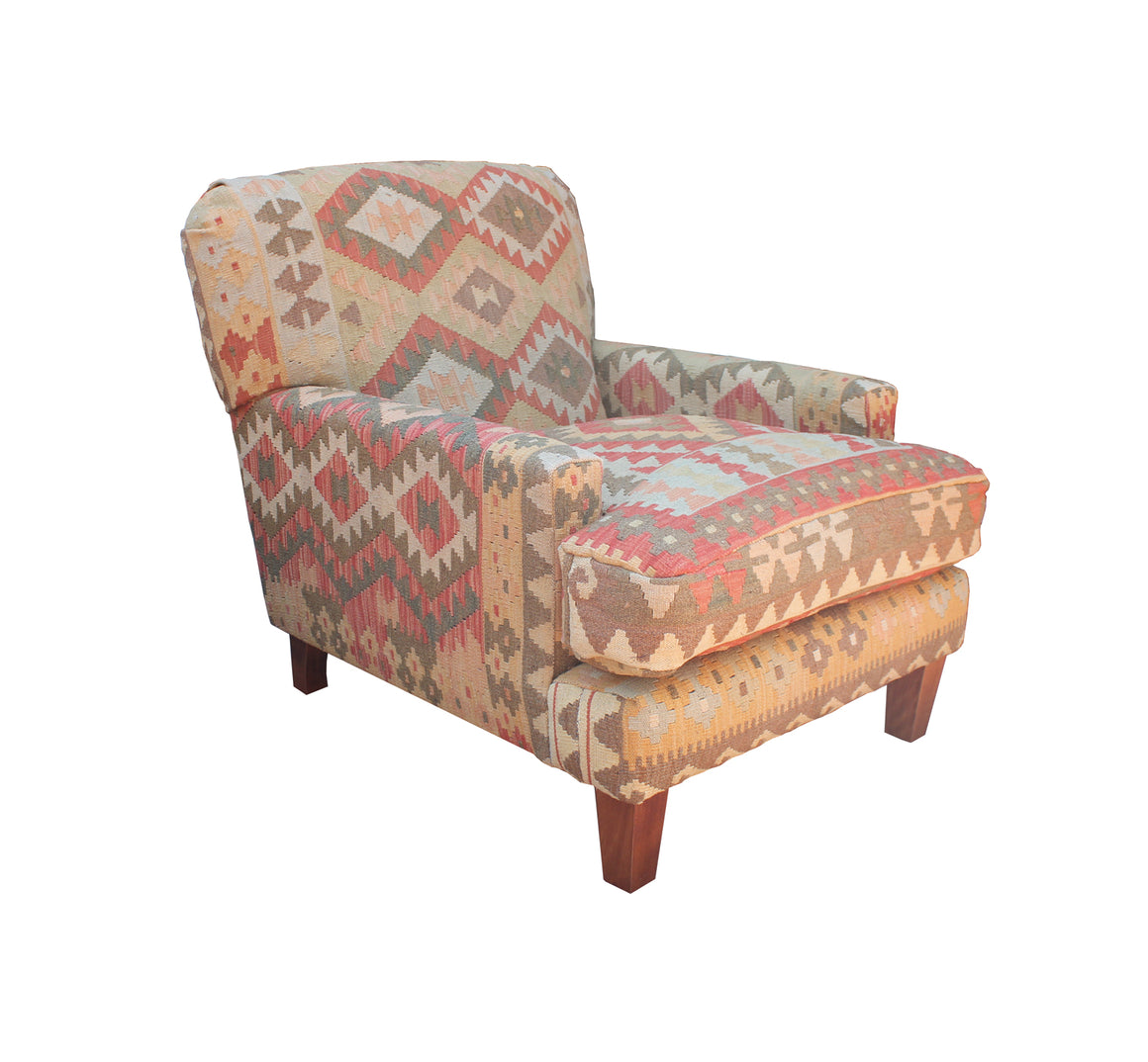 Worcester Fixed Back Sofas and Chairs in Kilim