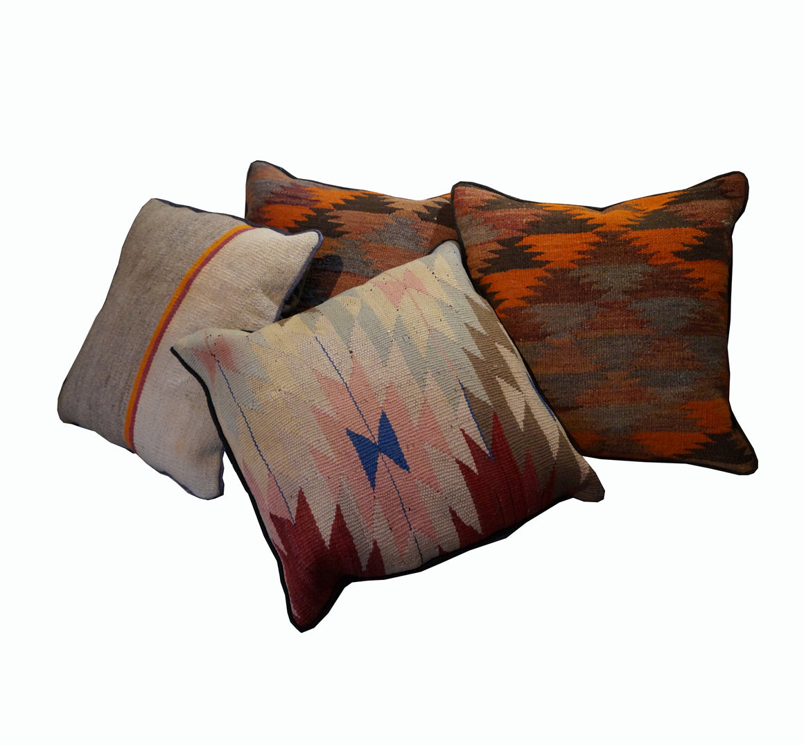 Assorted Afghan Kilim Cushions