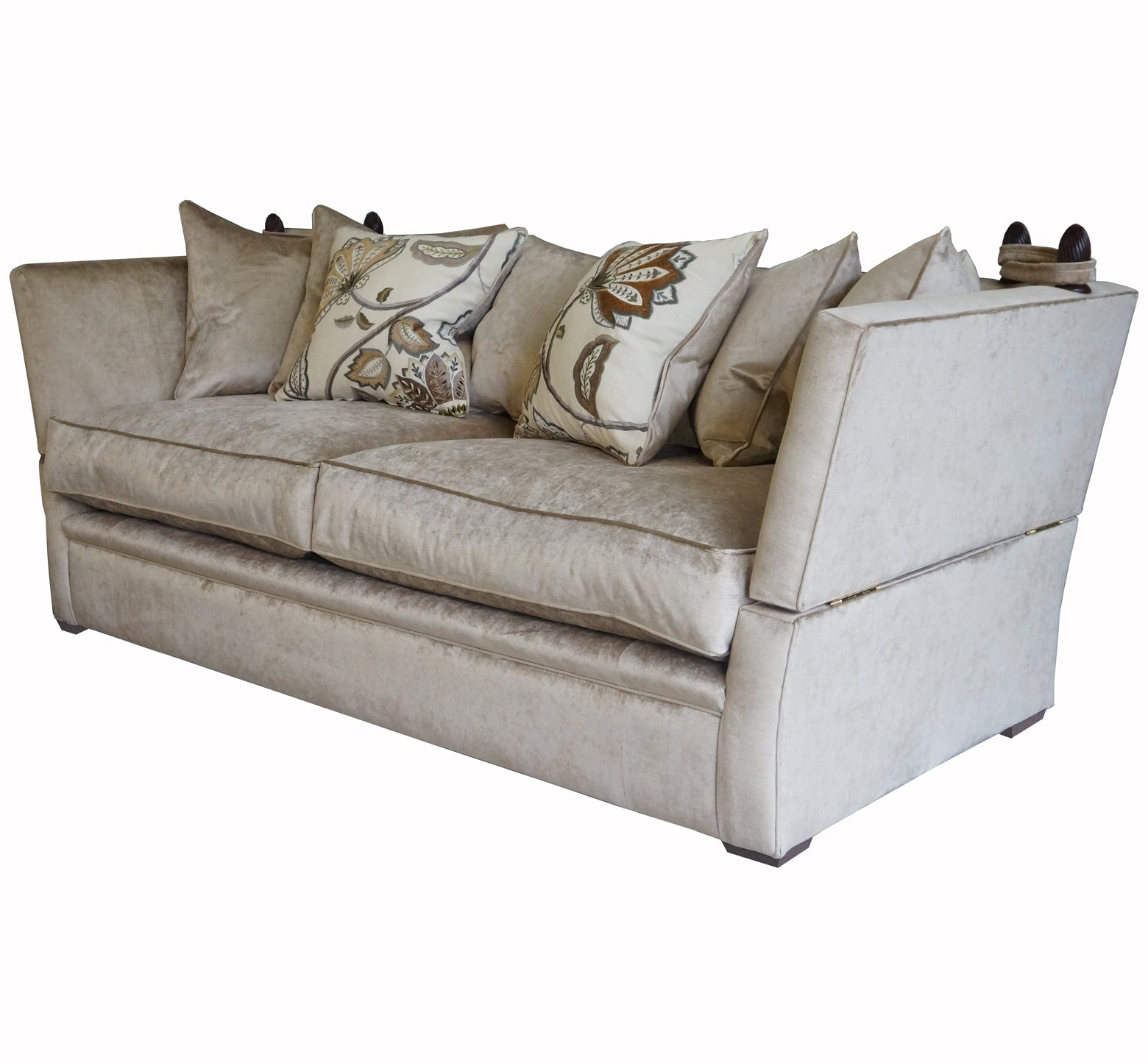 Gentil Greenwich High Arm Scatter Back Sofas