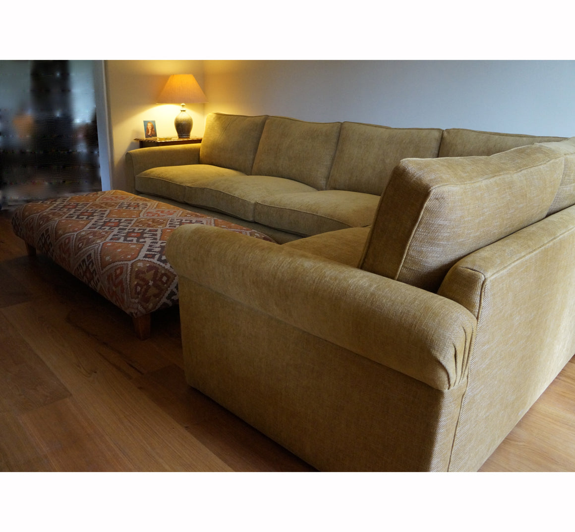 Chelsea Cushion Back Corner Sofa
