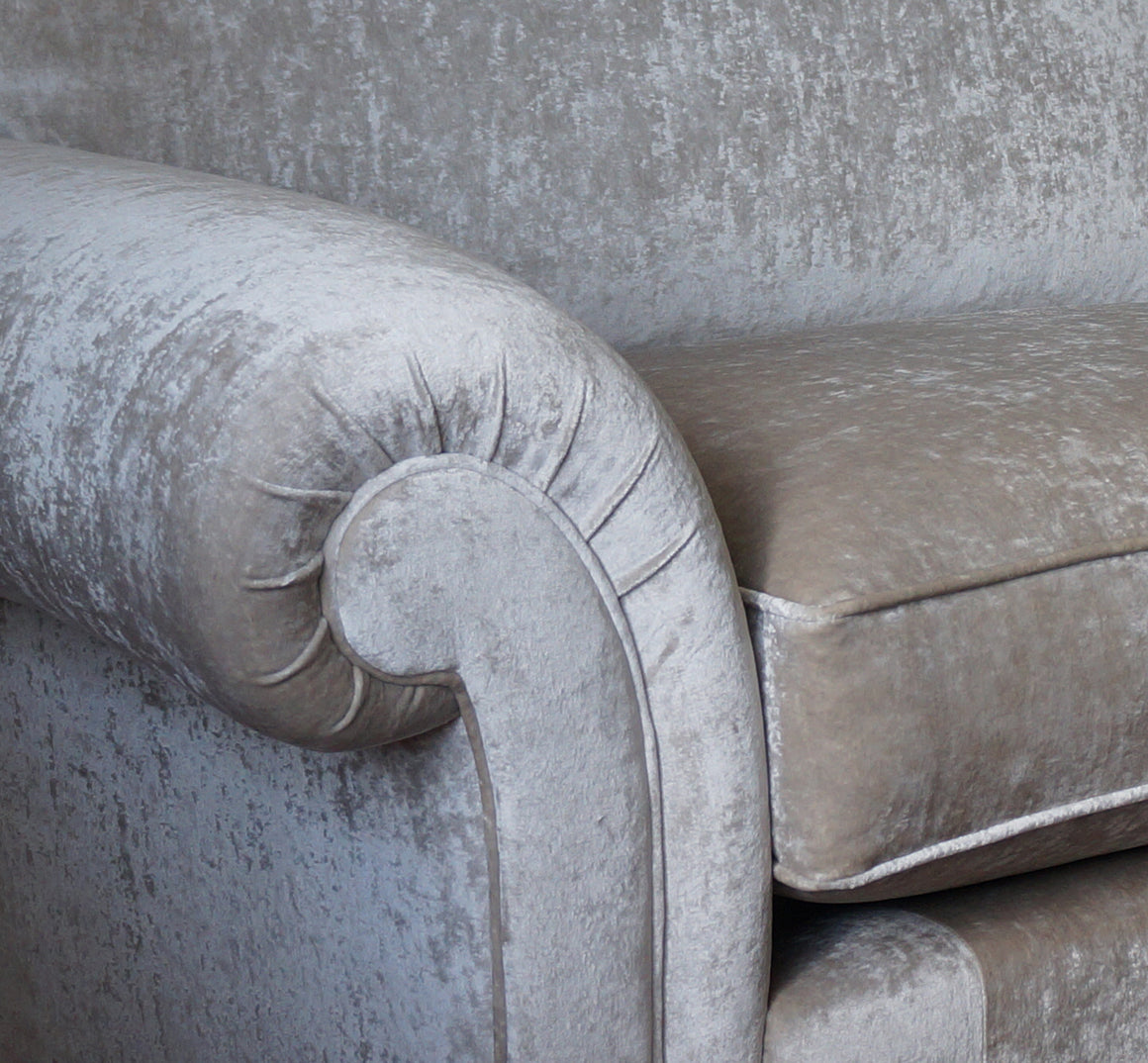 Walton Cushion Back Sofas in Wemyss Ashton Velvet