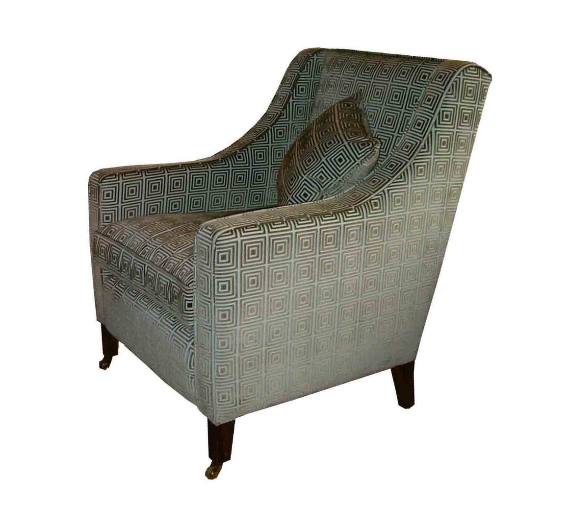 Marlow Fixed Back Chair