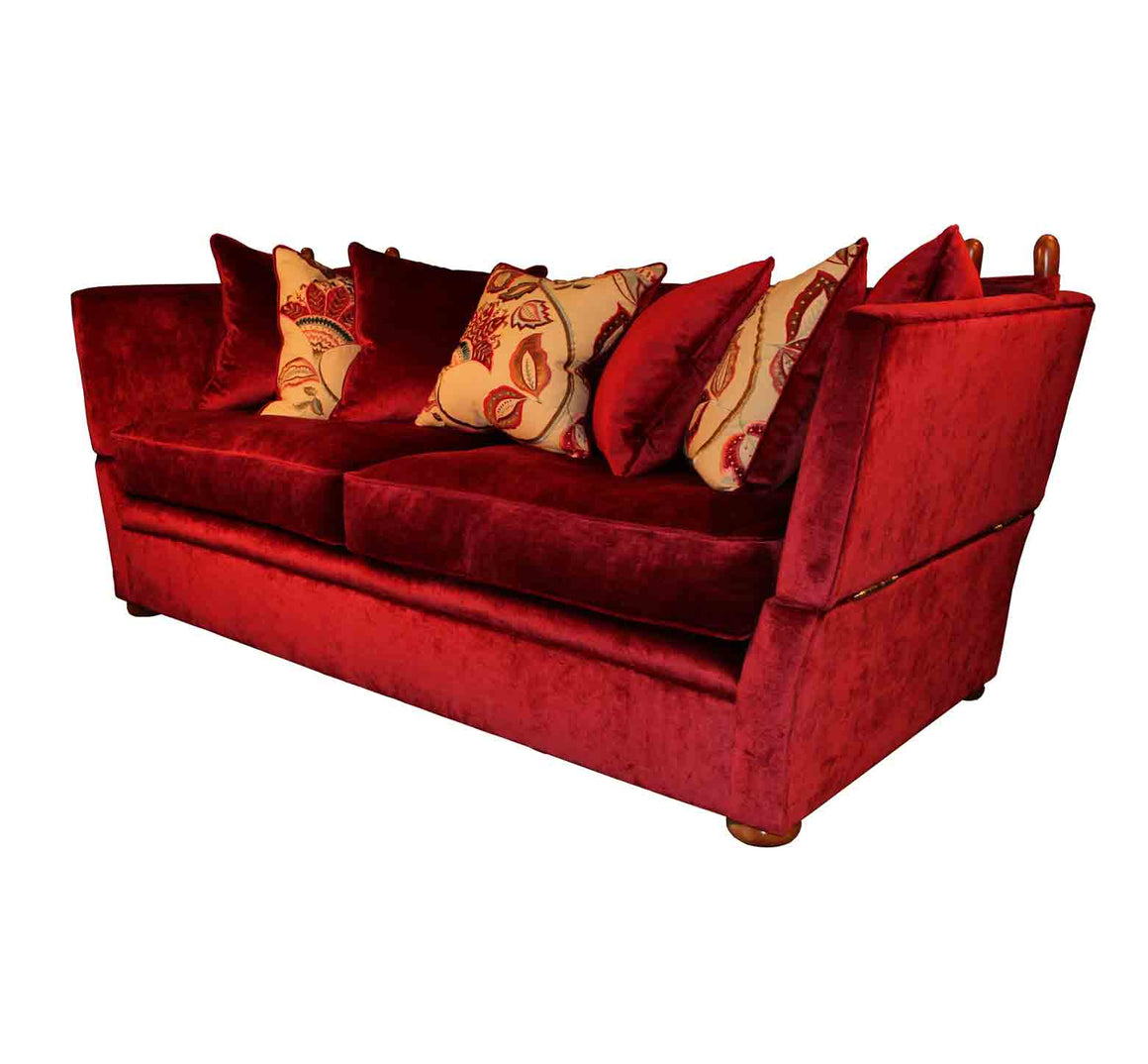 Greenwich High Arm Scatter Back Sofas