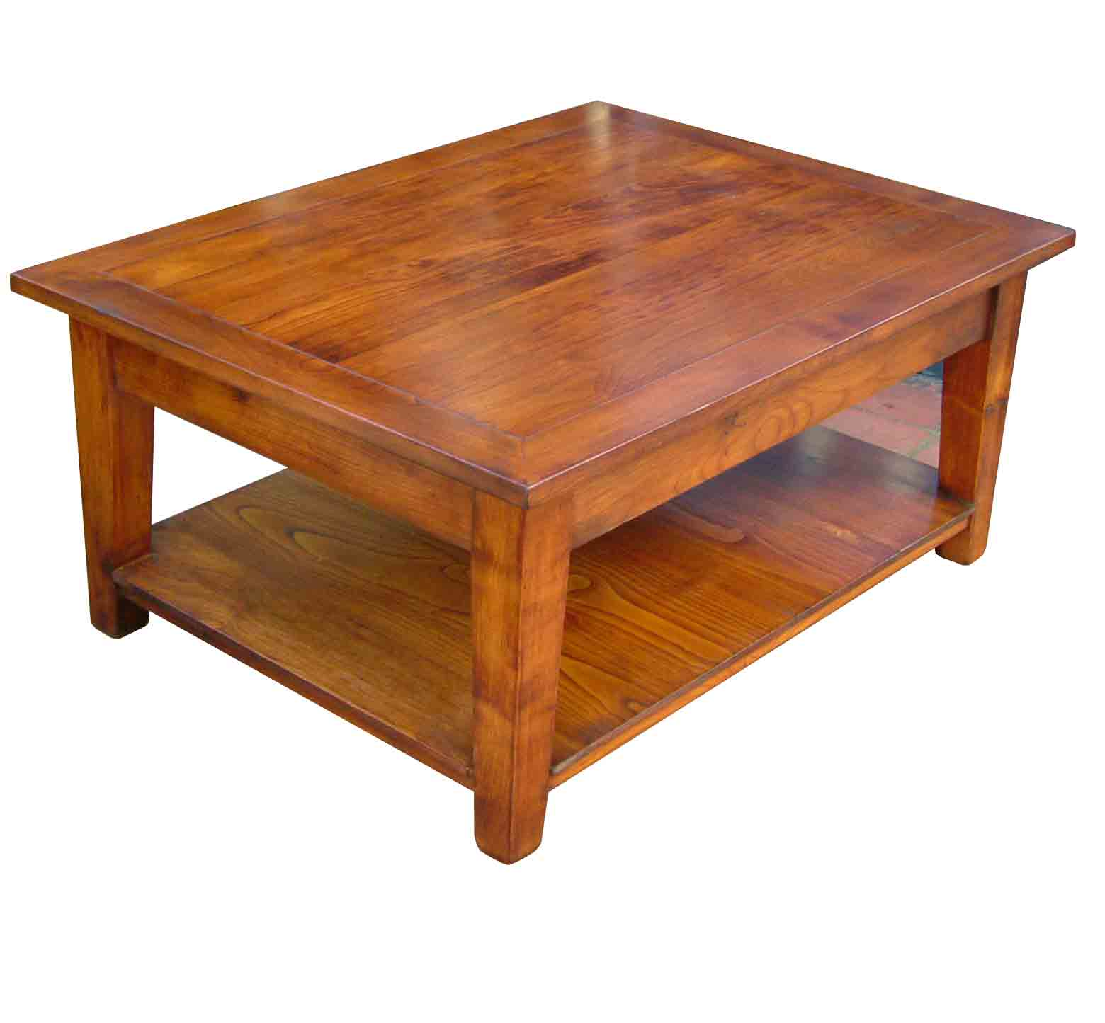 Picture of: Southwold Solid Cherry Wood Coffee Table With Pot Board Settle Home