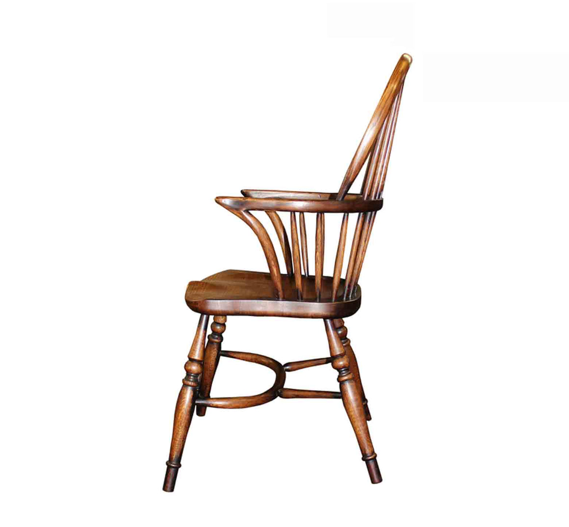 Classic Stickback Windsor Chair