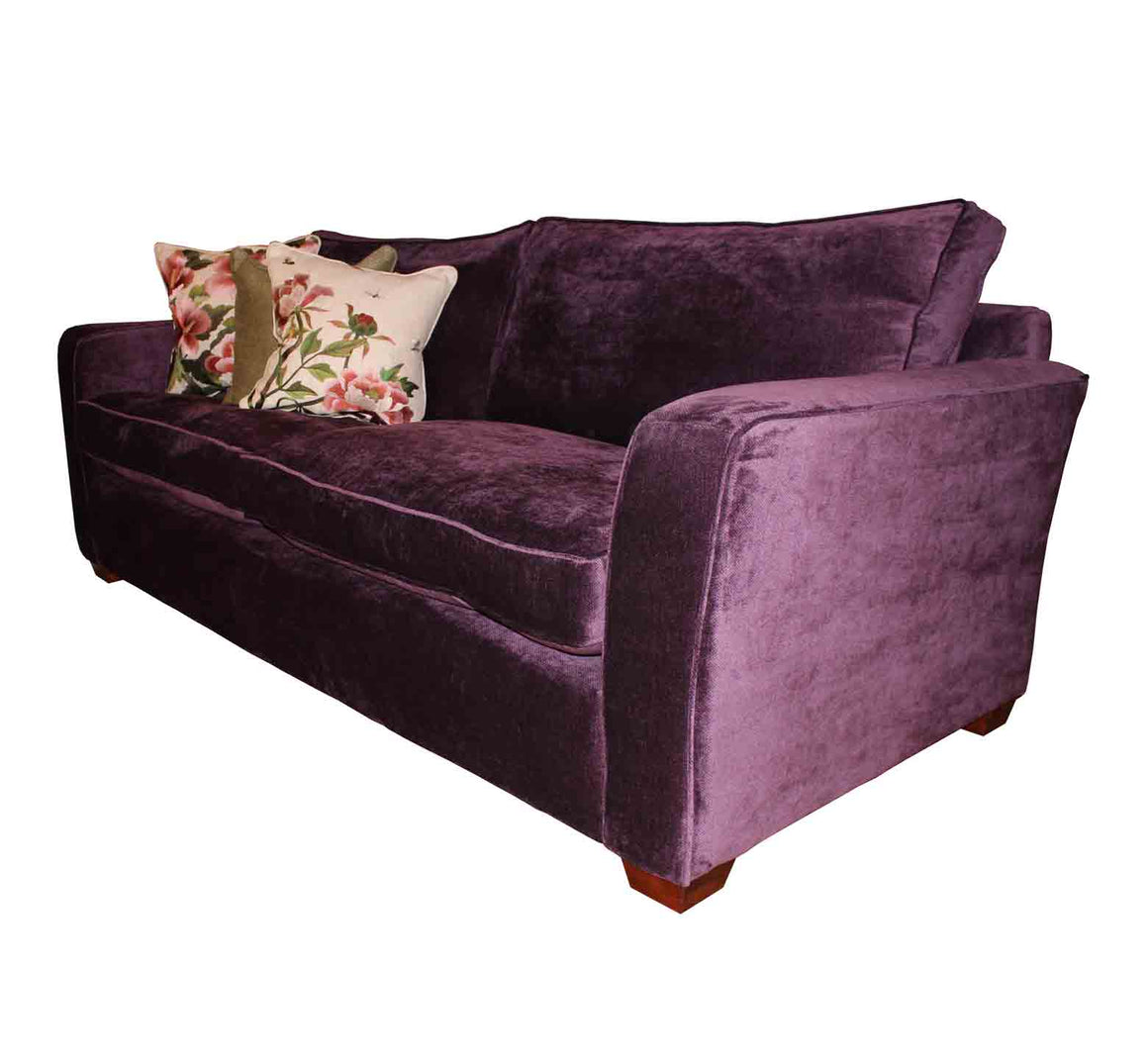Java Cushion Back Sofas