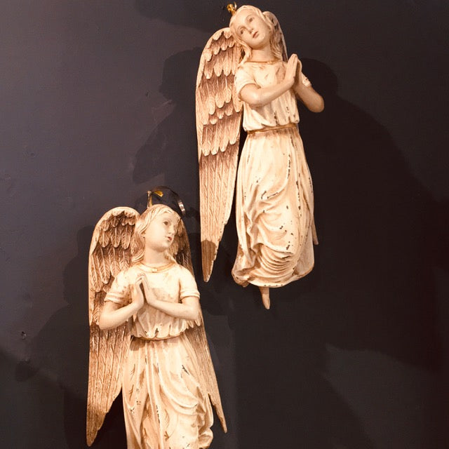 Pair of flying Angels from the Philippines