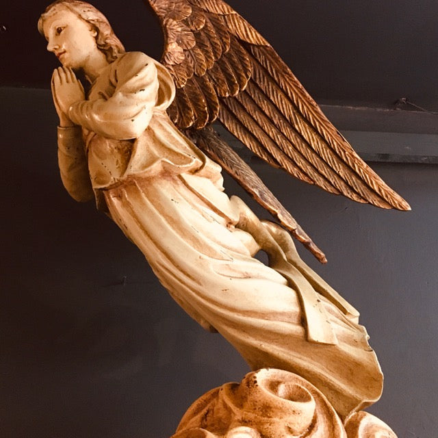 Sculpture of the Angel Gabriel from the Philippines
