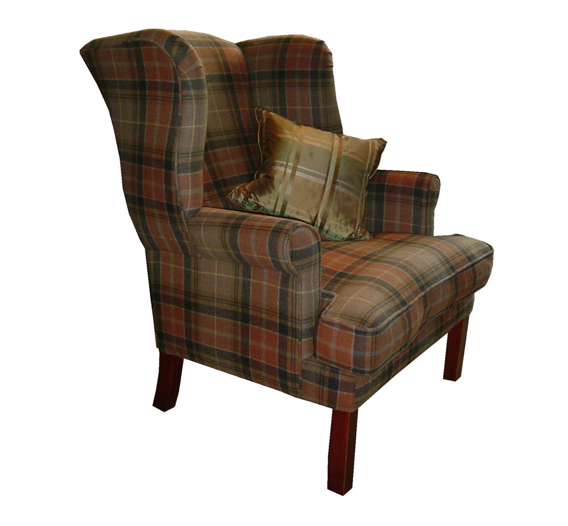 Jodphur Wing Chair in Lennox BUY ONE, GET ONE FREE