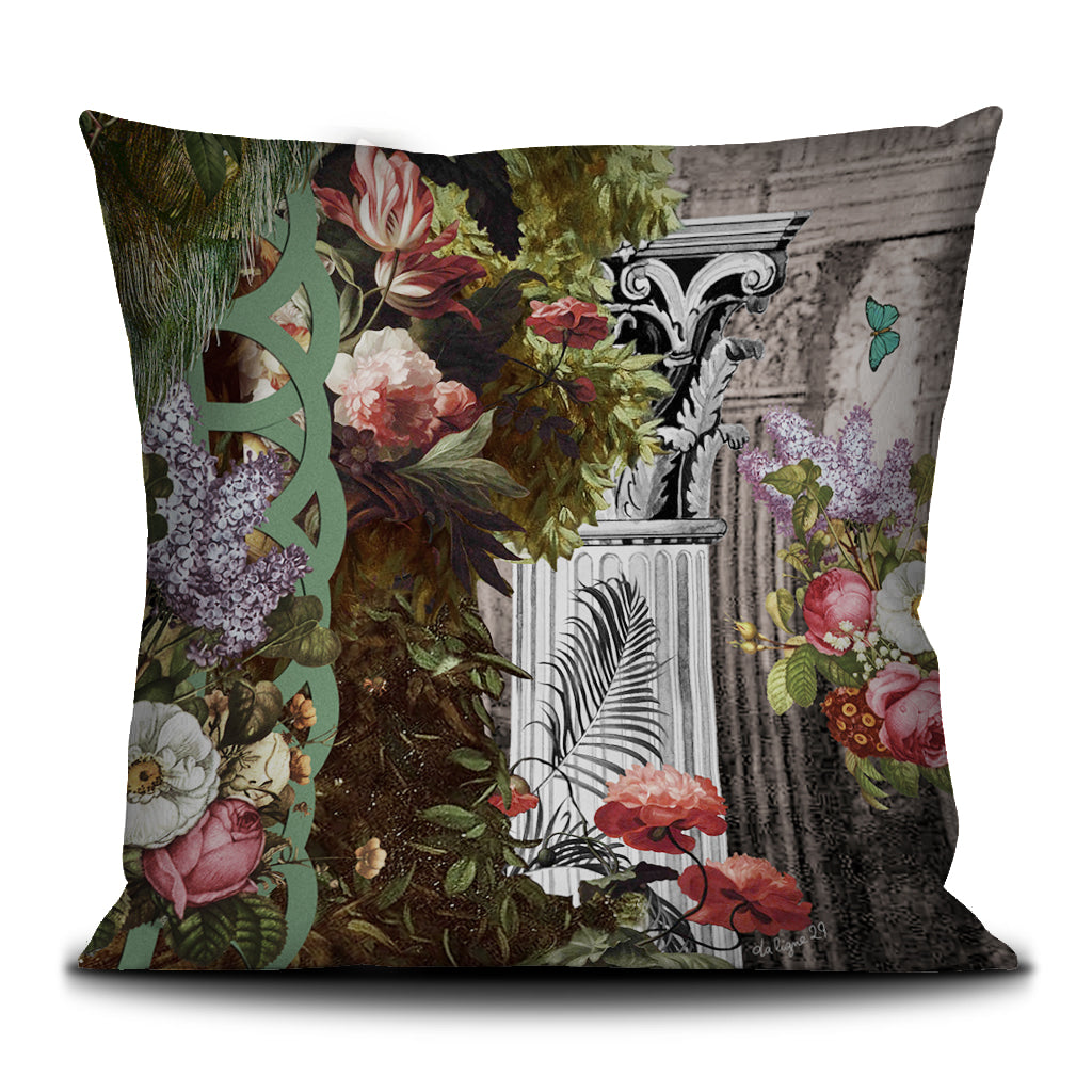 Le livre de la jungle - Birds scatter cushion