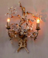 Rambouillet chandelier sconce wall light