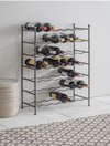 SPECIAL OFFER Metal wine rack