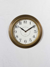 SPECIAL OFFER Brass wall clock