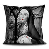 Blessed naughty nun scatter cushion