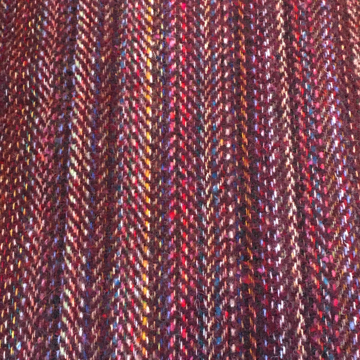 SPECIAL OFFER New Irish Handwoven 100% Wool Tweed Throw