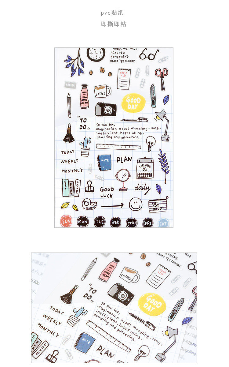 Everyday Diary Stickers
