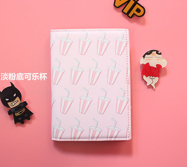 Bubbly Passport Covers