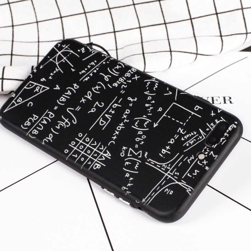 Math Formula Equation Phone Case