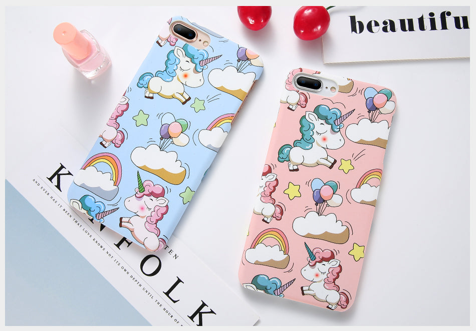 Unicorn Pink Phone Case