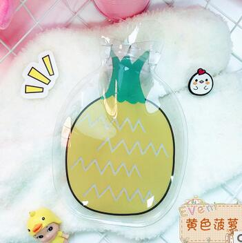 Cute Transparent Hot Water Bag