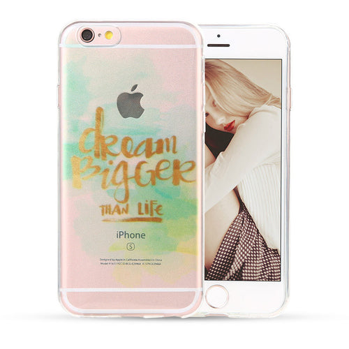 Dream Bigger Phone Case