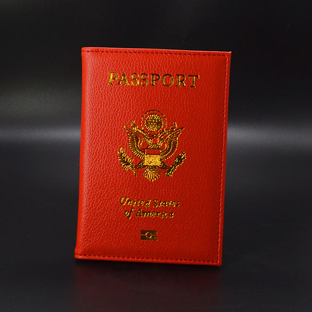 Proud to be an American Passport Covers